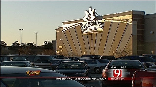 Woman Attacked At Mall Offers Advice