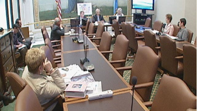 Oklahoma Lawmakers Question DHS Commissioners During Friday's Hearing