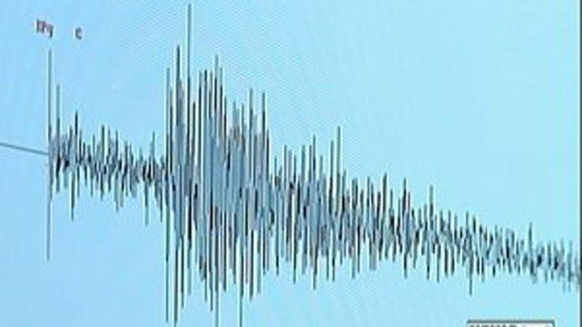 Earthquake Hits Oklahoma County Sunday Morning
