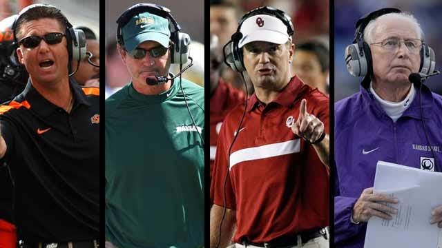 Big 12 Coaches Stress Preparation, Focus
