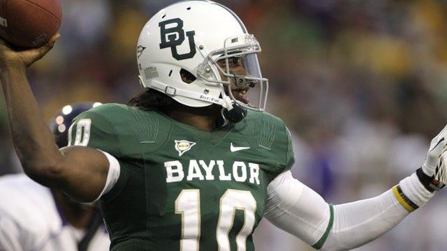 OSU Prepares For Baylor Quarterback Robert Griffin