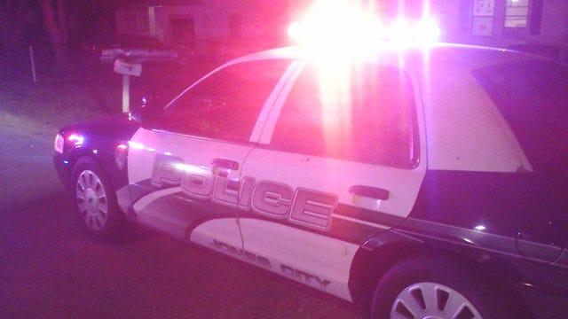Police Investigate Shooting In Jones