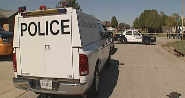Thief Attempts Break-In At OKC Police Officer's Home, Shots Fired