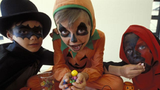 Trick-Or-Treat Dates In Metro Area