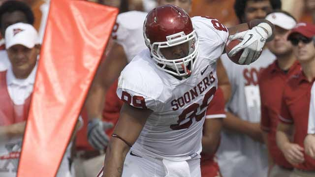 Oklahoma's Haywood To Transfer At Semester