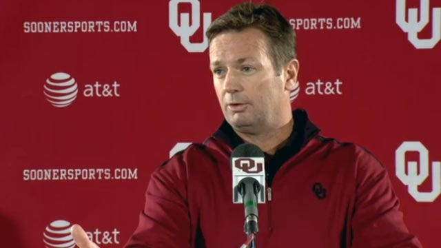 Sooners Prepare For Undefeated Kansas State