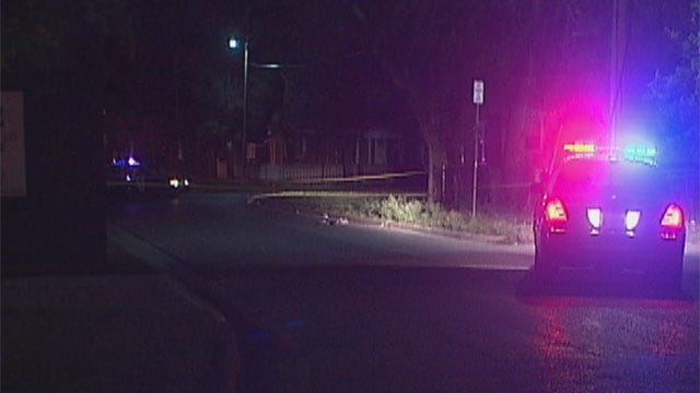 Police Search For Shooter In Southwest OKC