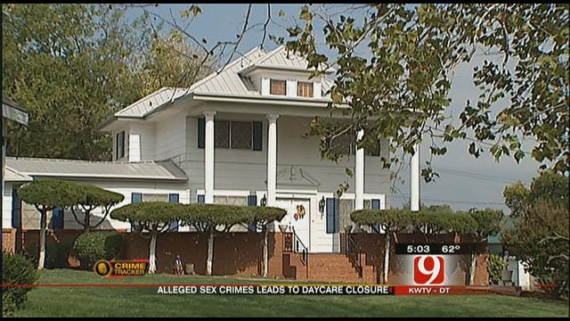 Purcell Daycare Closed For Investigation Of Child Molestation Charge