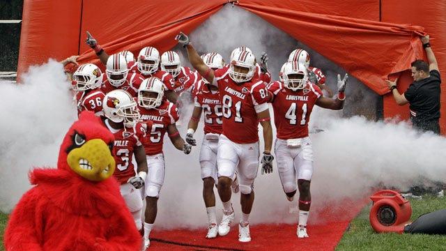 Report: Big 12 '50-50' On WVU, Louisville