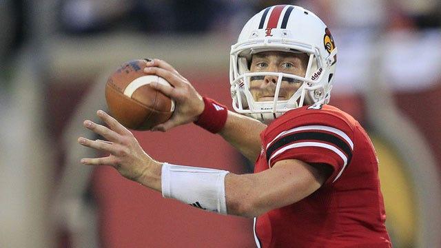 Rumors: Louisville Making Push For Big 12 Invite