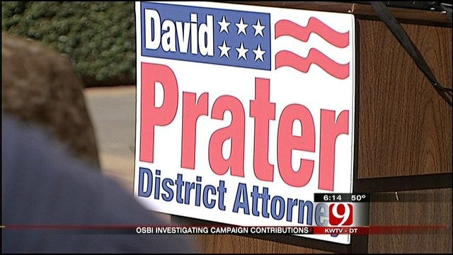 OSBI Investigates Oklahoma County District Attorney
