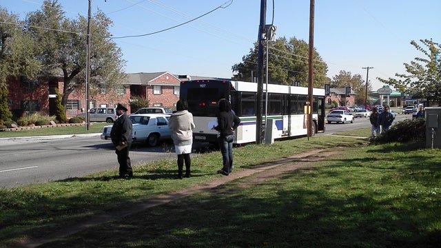 Nine Injured In Metro Transit Bus Crash In Northwest OKC