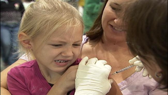 Free Flu Shots, Health Screenings Available In OKC November 5