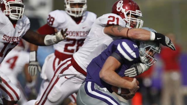 Second Half Dominance Leads Sooners To Blowout Win