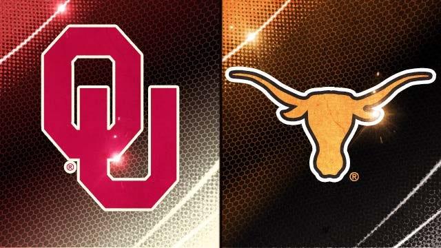 Vitals: Oklahoma vs. Texas