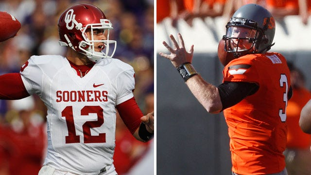 BCS Rankings: OSU Holds At No. 3, Sooners Move To No. 6