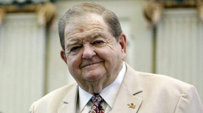 Former Voice Of Sooners Bob Barry Sr., Dies