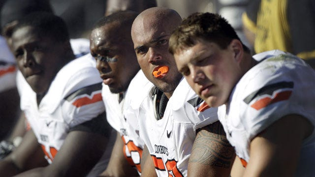 Forcing Turnovers Is Becoming Second Nature For OSU