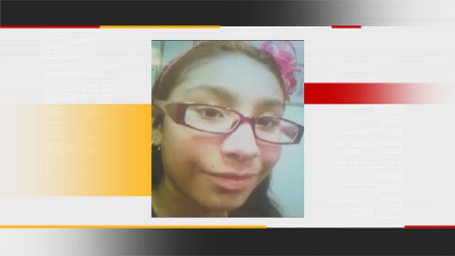 Medical Examiner: OKC Girl Died Of Stab Wound In Texas