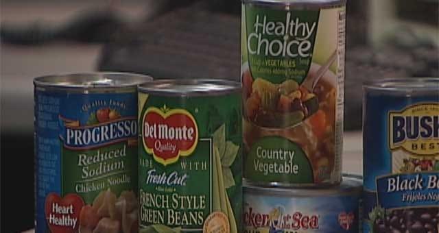 Oklahoma Governor Kicks Off Annual Statewide Food Drive