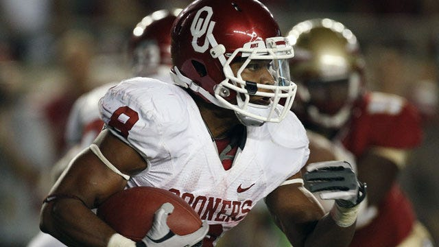 OU's Dominique Whaley Will Receive Scholarship In December