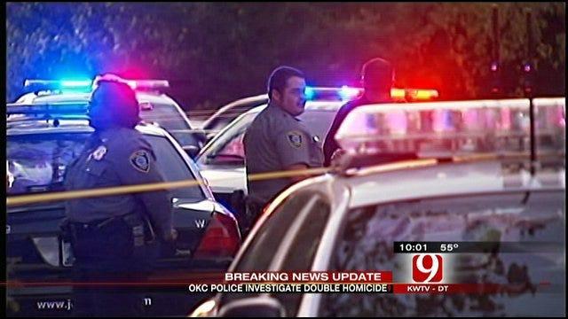 Police Investigate Double Homicide In Northwest OKC