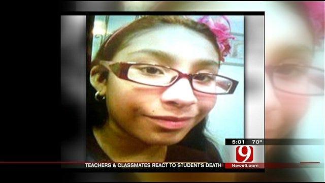 Slain OKC Girl's Classmates Remember Her As Kind, Thoughtful