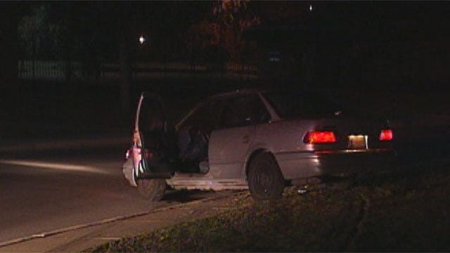 Three Teens Arrested Following Police Chase In Northwest OKC