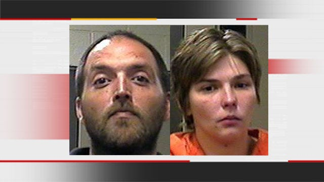 Two Accused In Pottawatomie County Murder Appear In Court