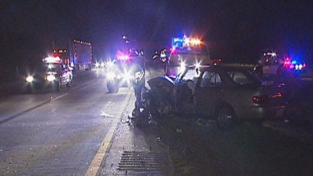 Kilpatrick Turnpike Lanes Back Open After Head-On Collision