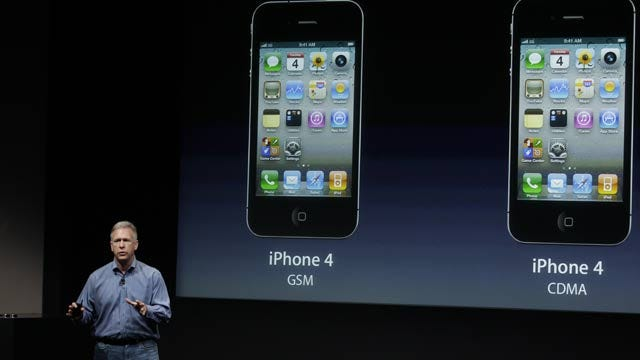 New Apple CEO Unveils IPhone 4S Tuesday