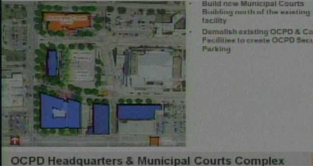 OKC Council Approves New Police Department And Court Plaza