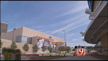 NBA Impasse Could Hurt Oklahoma City Workers
