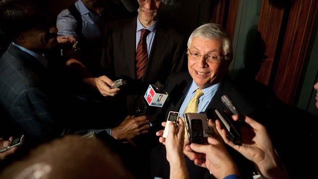 NBA Officially Cancels 2011-2012 Preseason