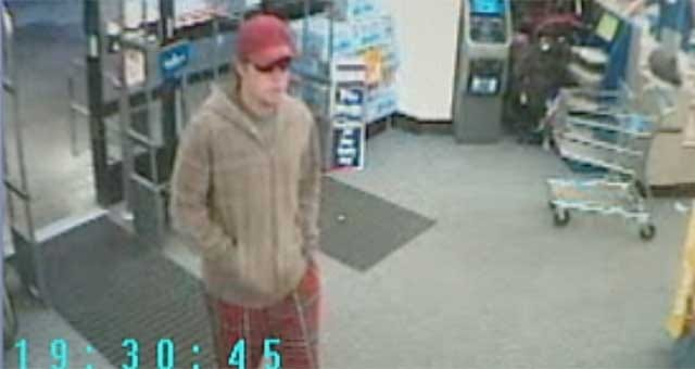 OKC Police Need Help Finding Walgreen's Pharmacy Robber