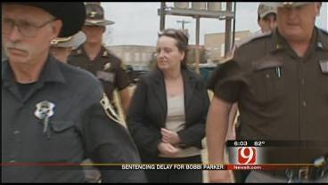 Bobbi Parker Sentencing On Hold