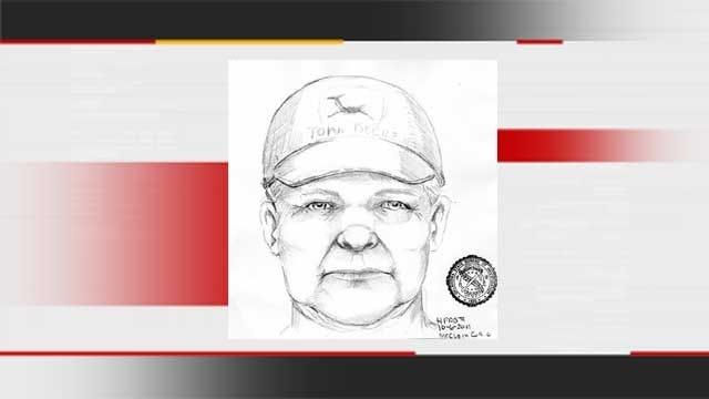 OSBI Releases Sketch In Missing Goldsby Man Case