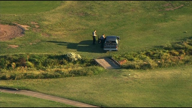 Police Investigate Possible Shooting at NE OKC Golf Course