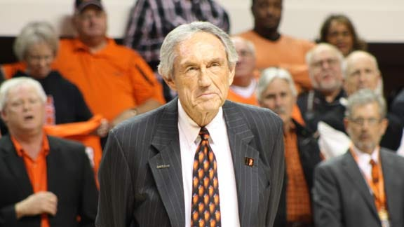 Woman Suing Eddie Sutton Wants Case Moved