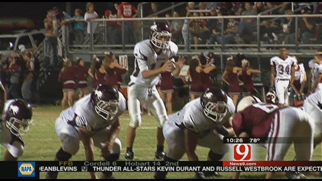 Friday Night Roundup: Heritage Hall, Blanchard Come Away Victorious
