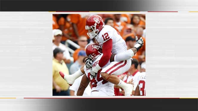 Oklahoma's Alexander Named Walter Camp Player Of The Week