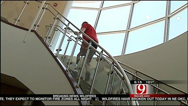 Injured Oklahoma Iraqi Vet Benefits From Smart Knee
