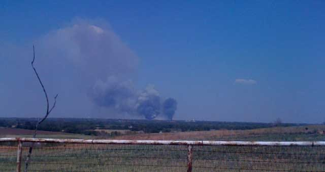 Multiple Fires Reported In Oklahoma