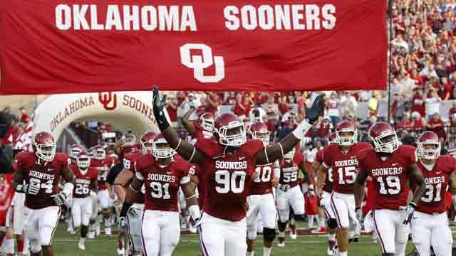 Oklahoma Ranked No. 1 In AP Poll, A New Record