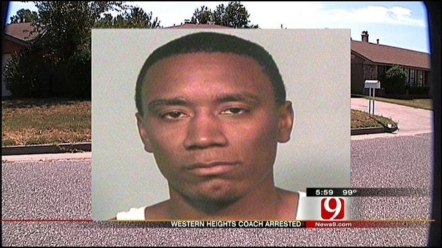 Nash Not First Coach With Sexual Allegation At Western Heights High School