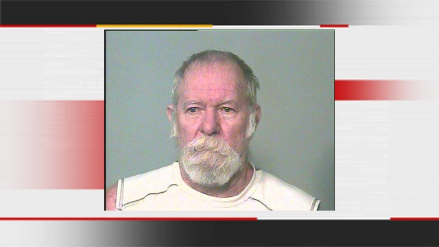 OKC Grandfather Charged With Molesting Family Member