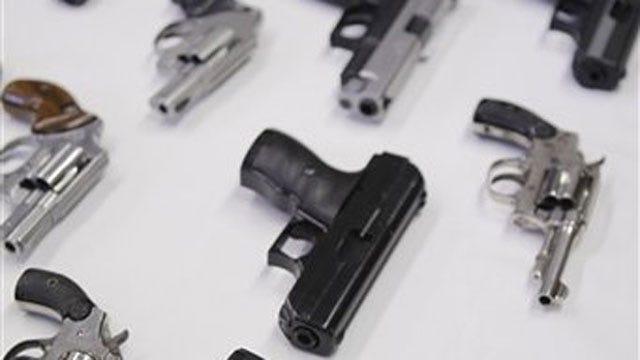 Several Guns, Crossbow Stolen From Edmond Home