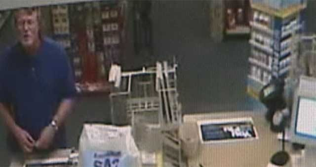 Man Wanted In Bomb Threat And Robbery Of Metro CVS Store