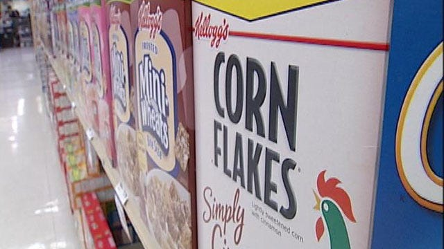 Nationwide Drought Affecting Food Prices In Oklahoma