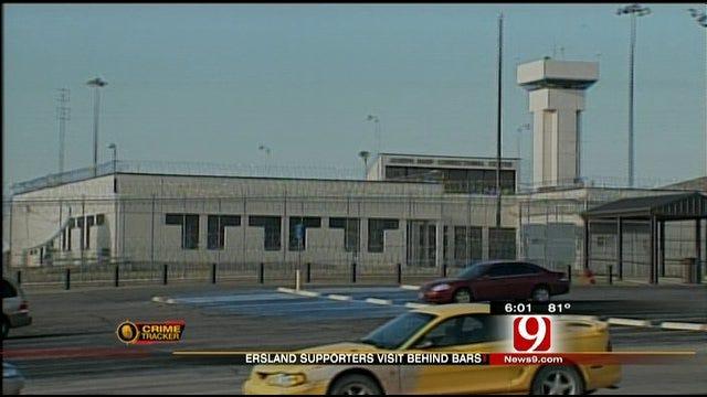 Friend, State Senator Visit Jerome Ersland In Prison